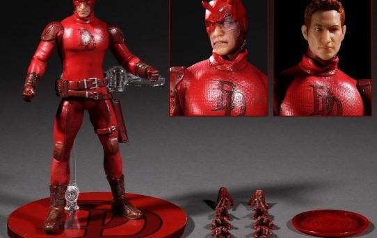 MEZCO TOYZ ONE:12 COLLECTIVE Marvel Daredevil