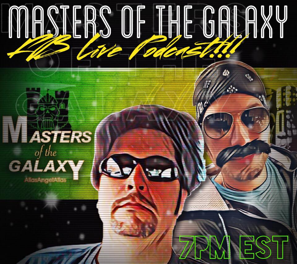 Masters of the Galaxy Episode 45 - Grinch Metal and Unity