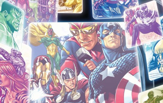 AVENGERS: NO SURRENDER: Third Month Covers Revealed!