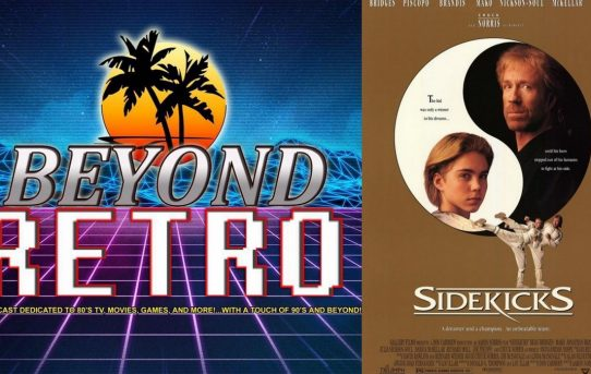 Beyond Retro Episode 1 - Sidekicks