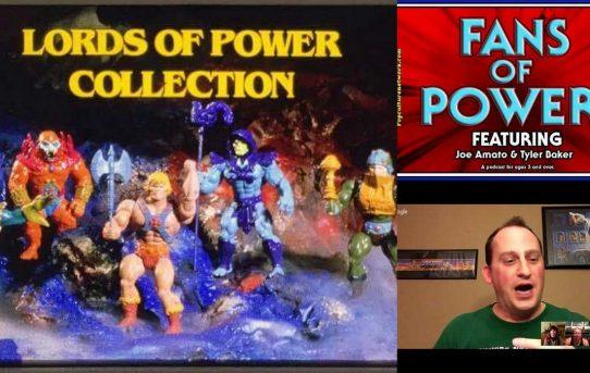"Fans of Power Episode 100 - Andy Youssi talks ""Lords of Power"""
