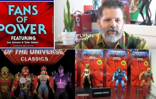 Fans of Power Episode 104 - Brian Flynn of Super 7!