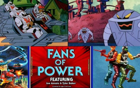 Fans of Power Episode 106 - MOTU Robots, Mask of Evil Golden Book