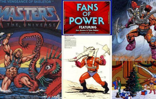 Fans of Power Episode 108 - Snout Spout, Vengeance of Skeletor