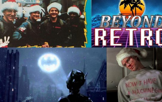 Beyond Retro Episode 11 - Christmas Movies!