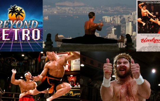 Beyond Retro Episode 14 - Bloodsport
