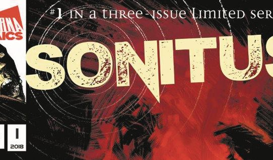 SONITUS #1 (of 3) Preview