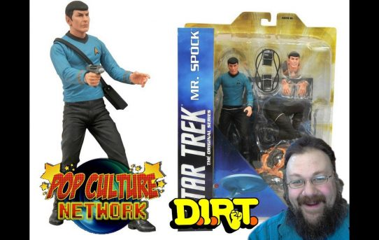 Diamond Select Toys Spock Review