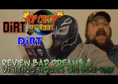 Bad Dreams - Visiting Hours Blu-Ray Review