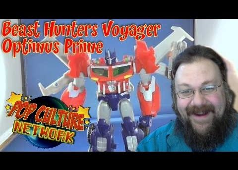 Formers Friday - Beast Hunters Voyager Optimus Prime
