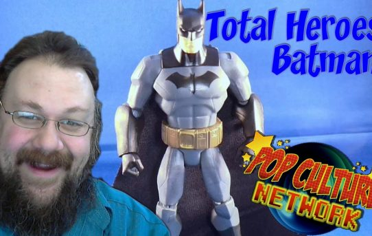 Total Heroes Batman Review