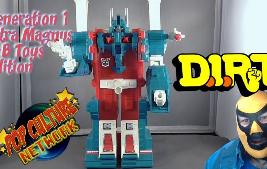 Formers Friday - Generation 1 Ultra Magnus K-B Toys Edition