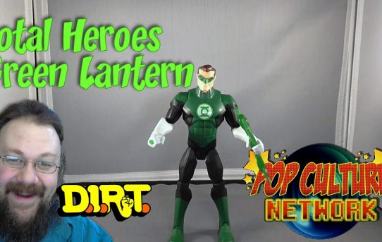 Total Heroes Green Lantern Review