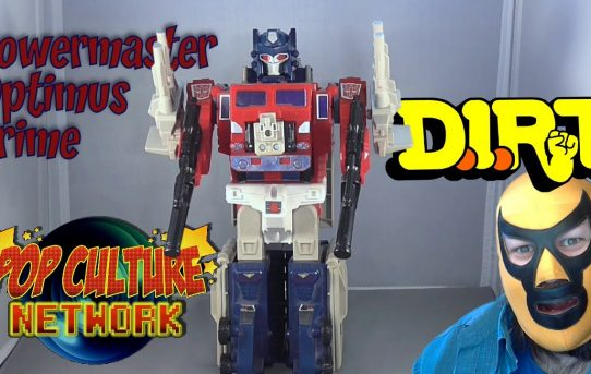 Formers Friday - Powermaster Optimus Prime