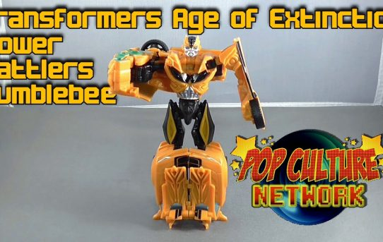 Formers Friday Special - Transformers Power Battlers Bumblebee