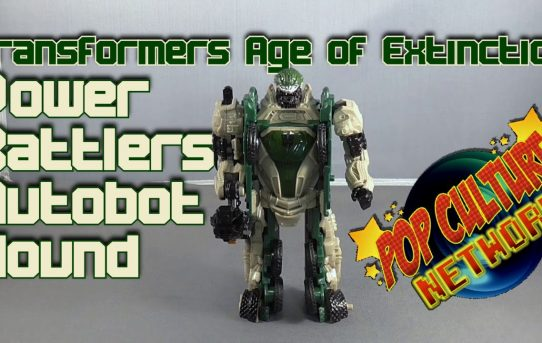 Formers Friday Special - Transformers Power Battlers Autobot Hound