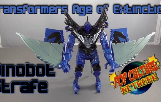 Formers Friday - Transformers Power Battlers Dinobot Strafe