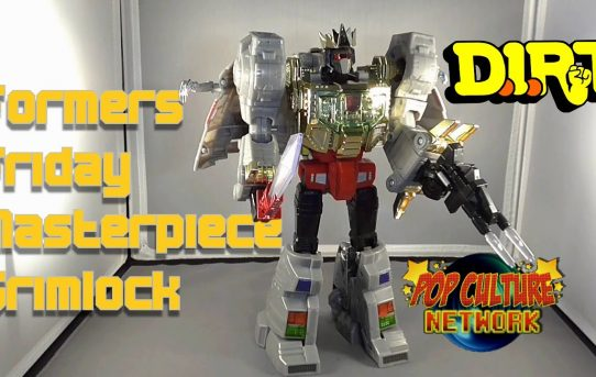 Formers Friday - TRU Exclusive MP Grimlock