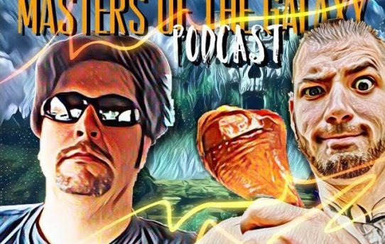 Masters of the Galaxy Episode 43 - Thanksgiving Special, Too Much?