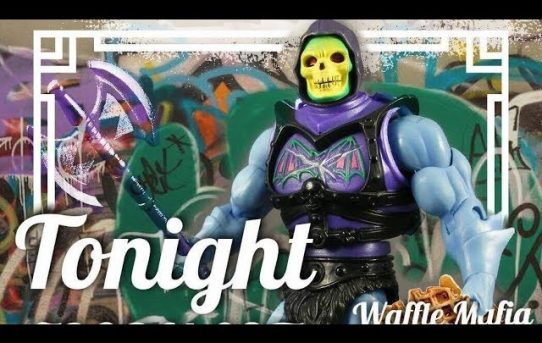 Waffle Mafia Podcast Episode 13 - BA Skeletor!