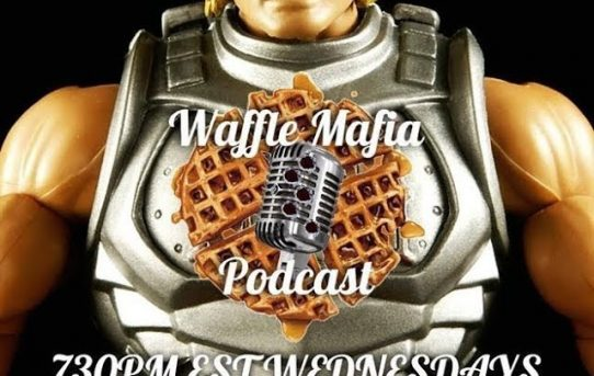Waffle Mafia Podcast Episode 11 - The Power of Grayskull!