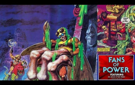 Fans of Power Episode 102 - Slime Pit, Shadow Weaver