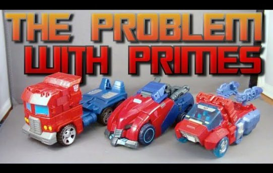 Formers Friday - The Problem with Primes