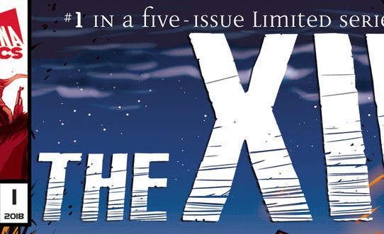 THE XII #1 (of 4) Preview