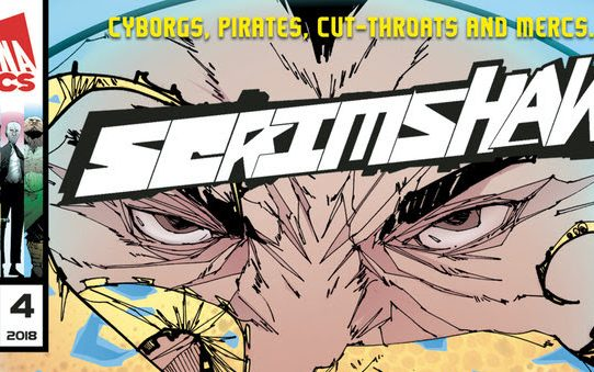 SCRIMSHAW #4 Preview