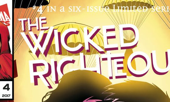 THE WICKED RIGHTEOUS #4 (of 6) Preview