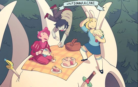 Adventure Time Travels To Free Comic Book Day 2018