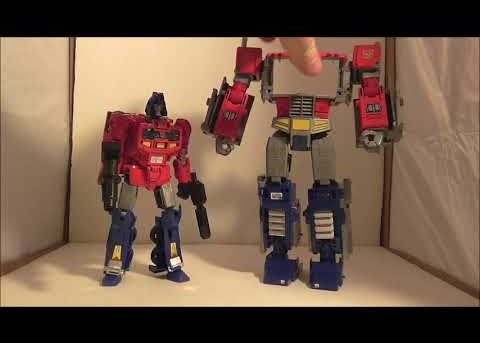 Formers Friday - Power of the Primes Optimus Prime