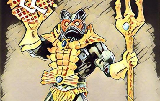 Waffle Mafia Podcast Episode 22 - Mer-Man!