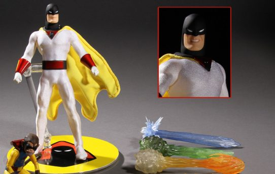 MEZCO TOYZ ONE:12 COLLECTIVE Hanna-Barbera Space Ghost