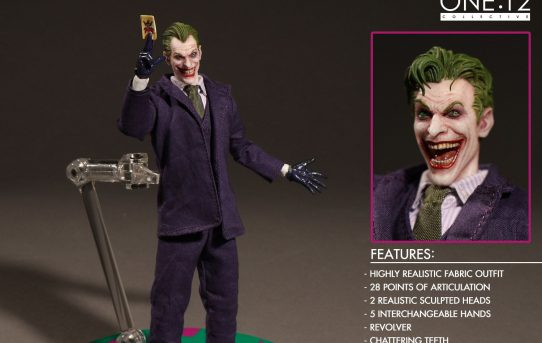 MEZCO TOYZ ONE:12 COLLECTIVE DC Universe: Joker