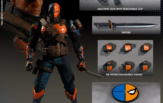Mezco Toyz One:12 Collective DC Universe: Deathstroke
