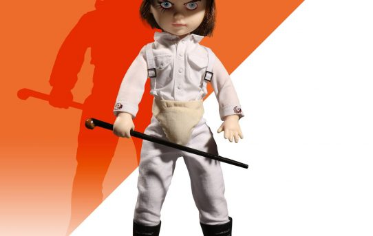 Mezco Toyz Living Dead Dolls Presents A Clockwork Orange