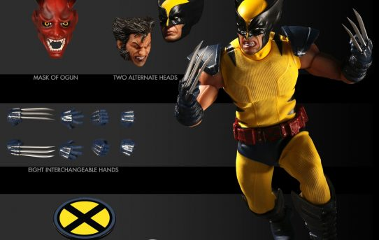 Mezco Toyz One:12 Collective Marvel Wolverine Fall Exclusive