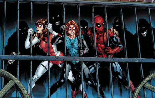 AMAZING SPIDER-MAN RENEW YOUR VOWS #15 Preview