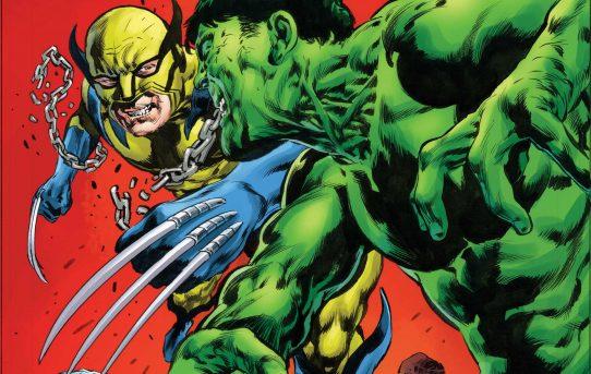 Marvel's HULK VARIANTS Smash Their Way Into Comic Shops!