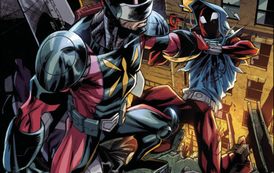BEN REILLY SCARLET SPIDER #13 Preview