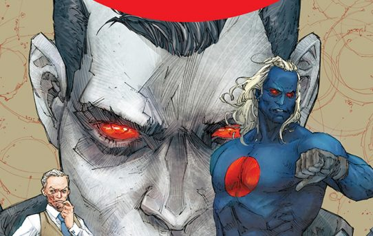 Valiant Preview: BLOODSHOT SALVATION #5