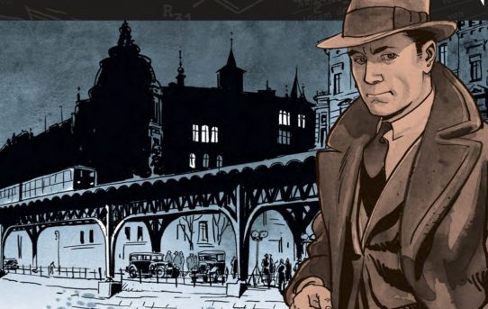 Babylon Berlin - Watch the trailer for the graphic novel inspired TV show!