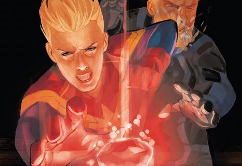CAPTAIN MARVEL #128 Preview
