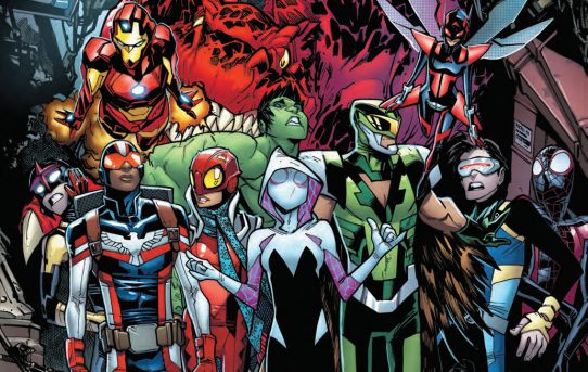 CHAMPIONS #16 Preview