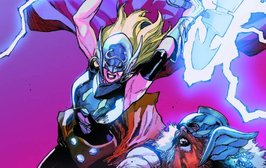 Celebrate The Life of a Hero with MIGHTY THOR VARIANT COVERS!