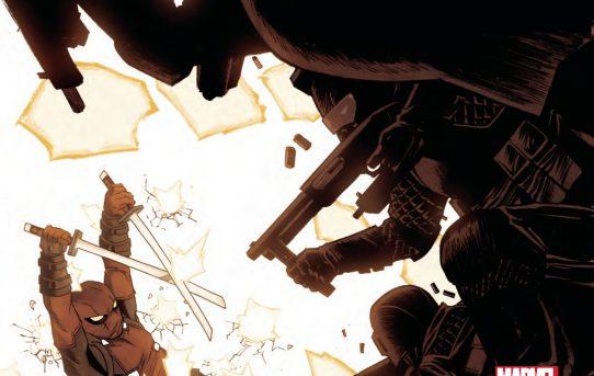 DEADPOOL VS OLD MAN LOGAN #4 Preview