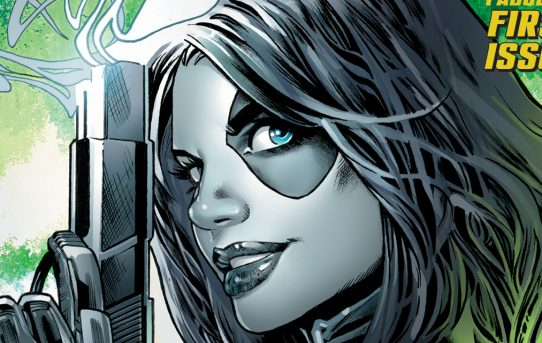DOMINO Takes The Spotlight with a New Series by Gail Simone!