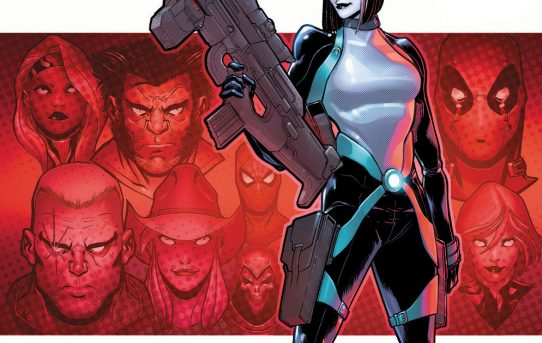 Marvel Welcomes Artist David Baldeon To DOMINO!