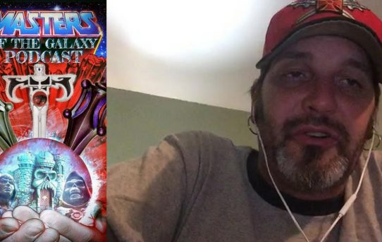 Masters of the Galaxy Podcast Episode 49 - Brian O Goes Solo!